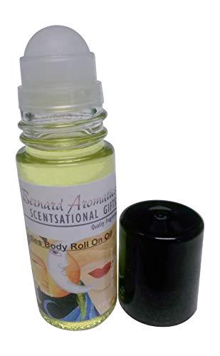 - Jane Bernard Perfume Body Oil Inspired by Sun, Moon and Stars_Type Women Fragrance_Jumbo Roll On_1 Ounce