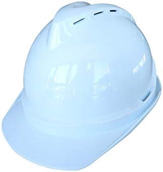 LCSHAN 耐衝撃性増粘ヘルメットサイト電気技師調整可能な安全ヘルメット