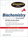 img - for Schaum's Outline of Biochemistry 3th (third) edition Text Only book / textbook / text book