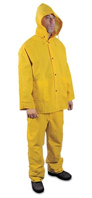 Amazon.com: Amarillo traje de lluvia – XXX-Large (1 Suit ...