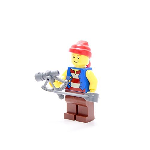 LEGO Collectible Minifigures 2011 Series CLASSIC PIRATE & SWORD (Loose Figure)