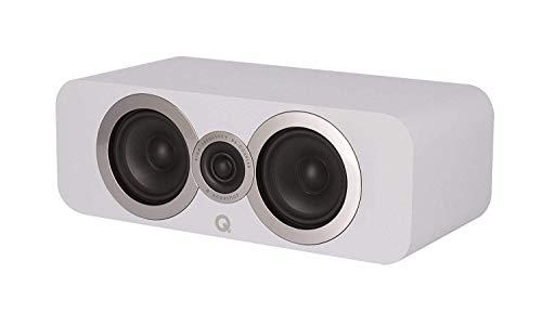 Q Acoustics 3090Ci Center Speaker (Arctic White) (White Speaker Center)