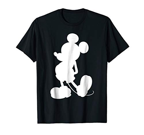 Disney Mickey Stance Silhouette T-Shirt ()