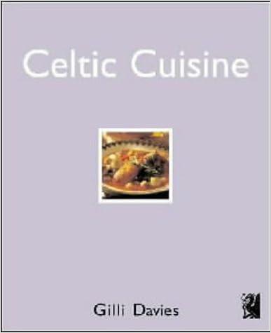 Download e-bog fra google bøger som pdf Celtic Cuisine PDF by Gilli Davies