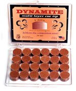 Tiger Dynamite Tips, 14mm (Box of 24) (Tips Tiger Dynamite)