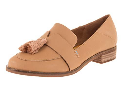 TOMS Women's Estel Honey Leather 7.5 B US
