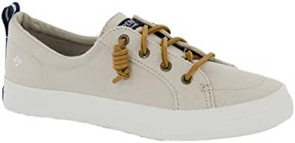 Sperry Top-Sider Womens Crest Vibe Washed Linen