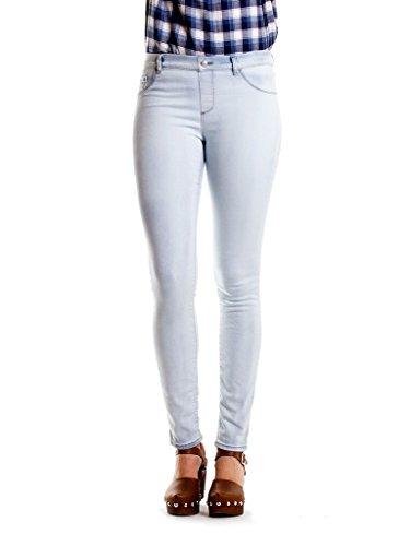 Carrera Jeans Vaqueros Skinny para Mujer 890 - Luz Azul Lavado (Super Stone Wash)