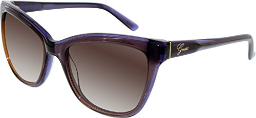 Lunettes de soleil Guess GU7359 C56 E26 (Brown / Gradient Brown Lens)