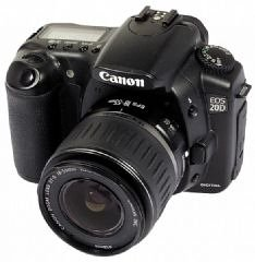 EOS 20D WIA DRIVERS