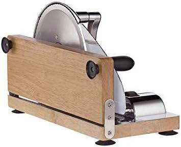 Zassenhaus Allesschneider Edelstahl Aufschnittmaschine Brotschneidemaschine