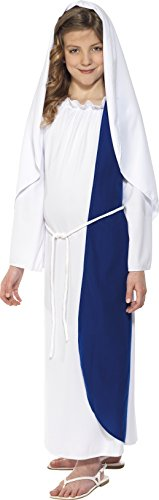 Virgin Mary Costume For Kids (Mary Child Costume - Small)