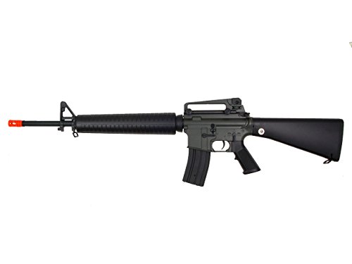 jg aeg-m16a2 nicads/charger included-metal gearbox(Airsoft (350 Fps Airsoft Metal Gearbox)