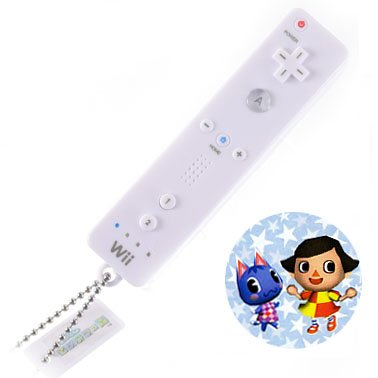 (Animal Crossing Wii Projector - Girl & Bouquet)