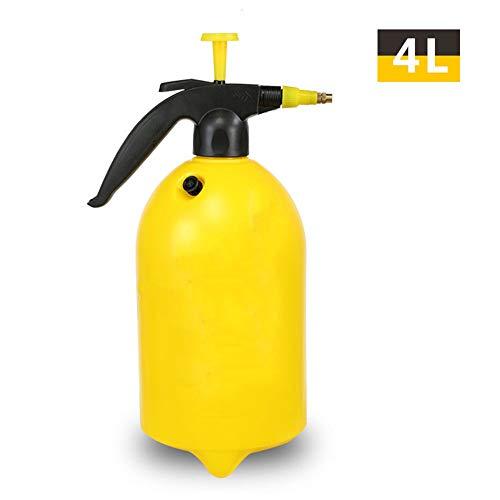 OYJ Pressure Sprayer, Watering Flower 4L Watering Can Pneumatic Spray Bottle Small Watering Can Pressure Sprayer Gardening