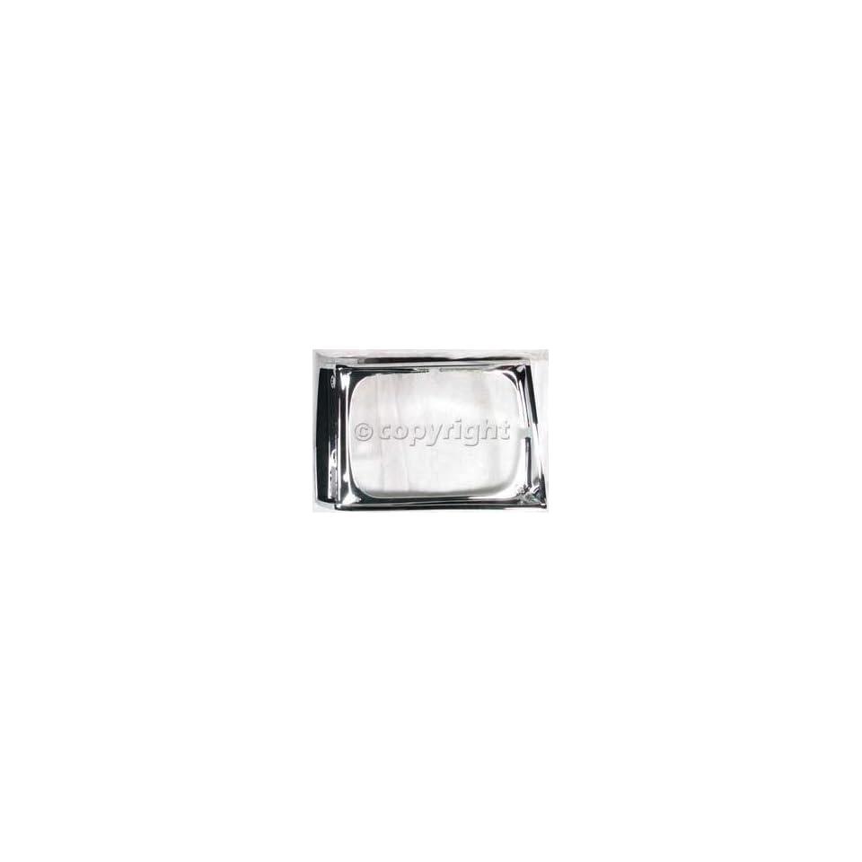 HEADLIGHT DOOR chevy chevrolet BLAZER S10 s 10 83 90 gmc S15 PICKUP s 15 82 90 JIMMY light lamp rh