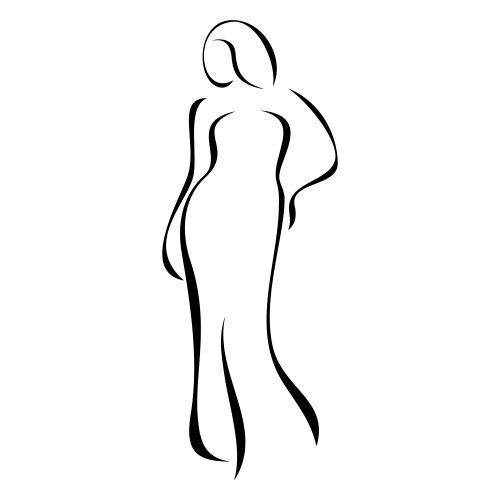 nbsp;lignes Le Dans Robe 320 nbsp;tailles nbsp;6 nbsp;– 72 Kiwistar kupfer Stickers 92 X Femme hellgrau Mural 120 Cm nbsp;– Sticker Wall fwxEqnX5nt