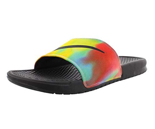 Nike Benassi JDI Print Mens Mens Ck0842-001 Size 13