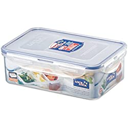 LOCK & LOCK Airtight Rectangular Food Container with Removable Divider 33.81oz / 4.23cup
