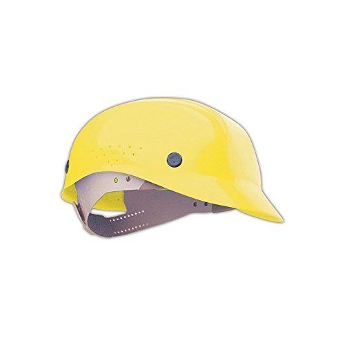 North by Honeywell BC86020000 BC86 Bump Cap, Men's (Fits), Yellow, Standard