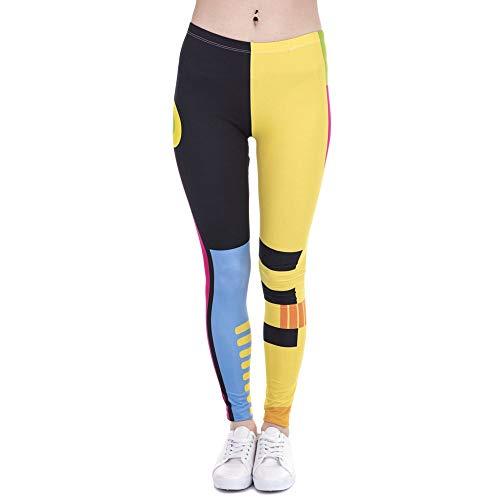 Lga43852 Zag Inverno Fashion Autunno Fitness Stampa Classiche Vita Africano Yoga Silm Donna Leggings Laisla A Nuove Alta Pantaloni Legging Zig Ragazzi I84q4R