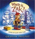 Where Is Zak?: A Lift-the-Flap Book (Graham Flap)