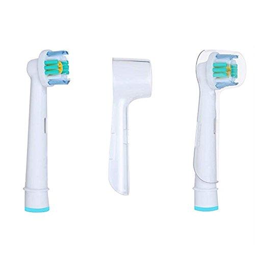 4pcs Cepillo de Dientes Eléctrico Funda de Protección de la Cabeza Plástico Cubierta Cepillo de Dientes para Viaje - para Mantener Higienico Elimine el ...