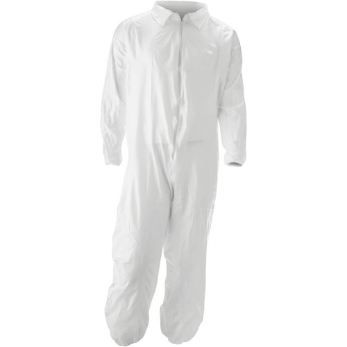 Impact Products Promax Coverall, X-Large, 25/CT, White