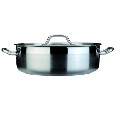 BergHOFF Hotel Line 15-3/4-Inch Covered Braiser 17-Quart by Berghoff