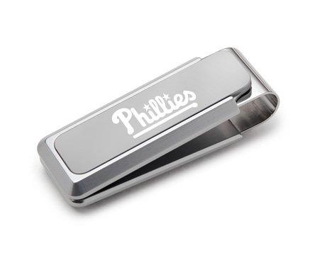 Philadelphia M Clip Phillies Clip M Money Natural Etched Clip wIq51px8R