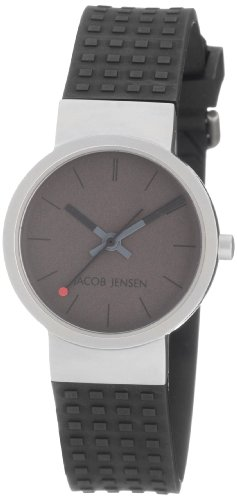 Jacob Jensen Women's Watch Clear Series 421