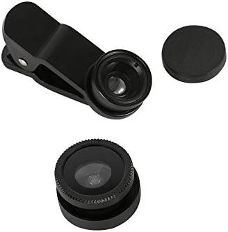DGD 3-in-1 Multifunctional Phone Lens Kit Fish Lens+Macro Lens + ...