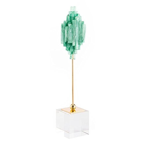 Cheap  ZUO-Furnitures Small Green Stone Pedestal Decorative Figurine Collectibles Ornament Table