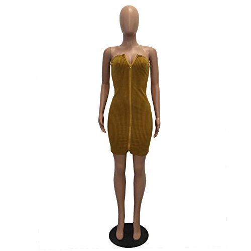 Damen Cocktailkleid Kurz Elegant Fashion Festliche Bodycon Kleider ...