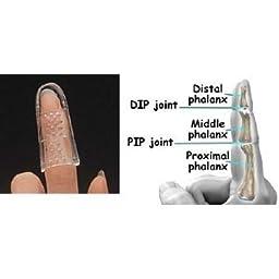 Open Air Stax Finger Splint #0 - Sold EACH
