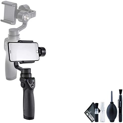 The DJI Osmo Mobile Gimbal Stabilizer /& Cleaning Kit