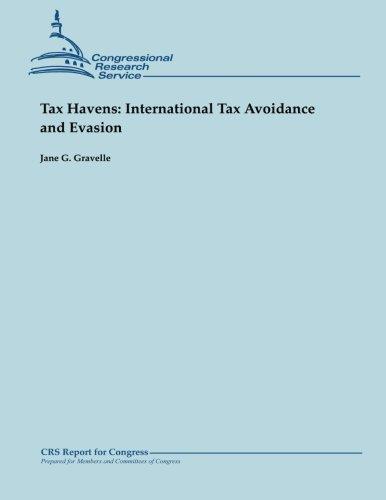 Download Tax Havens:  International Tax Avoidance and Evasion pdf epub
