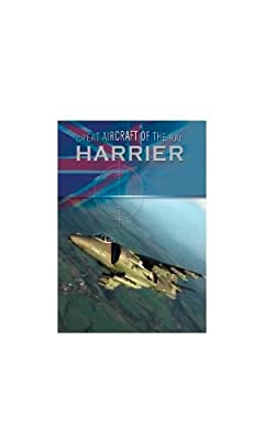 Great Aircraft Of The RAF - The Harrier [DVD] (2010) PAL Region 2