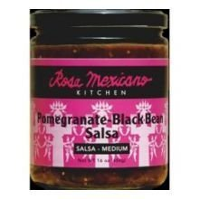 Rosa Mexicano Salsa Pmgrnte Blk Bean 16 Oz (Pack Of 6)