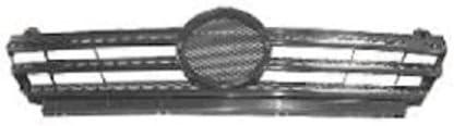 Van Wezel 3076510 rejilla del radiador