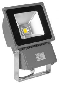 E-Led Marine Led Floodlight 80 Watt 100v-305VAC by E-Led