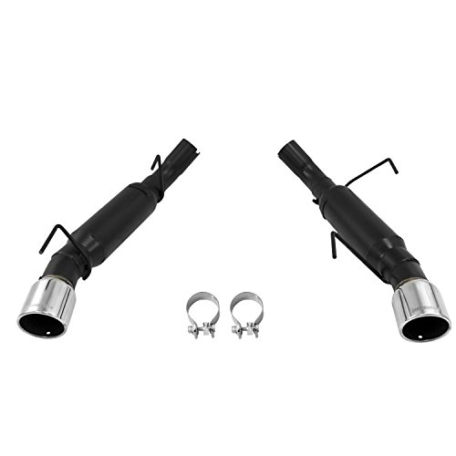 Flowmaster 817511 Axle-back System 409S - Dual Rear Exit - Outlaw - Aggressive Sound