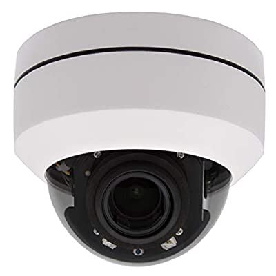 Inwerang CCTV Camera,Mini IR PTZ Dome Camera 2MP HD Analog 5X Zoom(2.7-13.5mm AF Lens) 98ft IR Night Vision, Outdoor 1080P PTZ Security Camera IP66 Waterproof AHD/TVI/CVI/CVBS 4in1 RS485&UTC Control from Inwerang