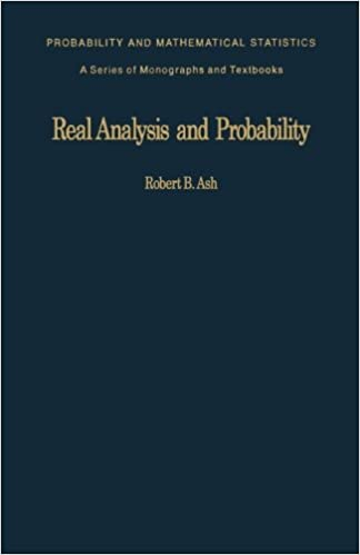 Real Analysis and Probability: Probability and Mathematical