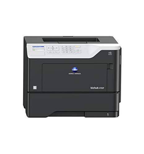 Konica Minolta Bizhub 4702P Laser Printer from Konica-Minolta