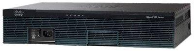 Cisco C2911-VSEC/K9-RF 2911 Integrated Services Router - - 3 Ports - 10 Slots - Rack-mountable, Wall Mountable, Desktop Vsec Integrated Services Router
