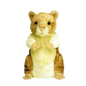 Ty Beanie Babies Pellet Hamster product image