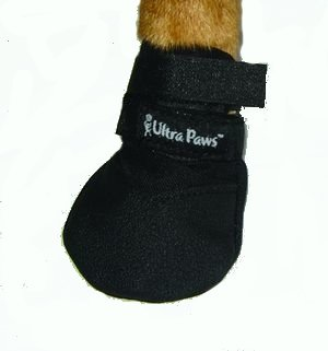 Ultra Paws Xtreme Kevlar Dog Boots - Set of 4 - Xlarge - 4'' Paw Width by Ultra Paws