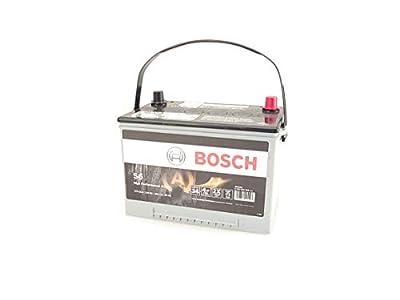 Bosch S6521B S6 Flat Plate AGM Battery
