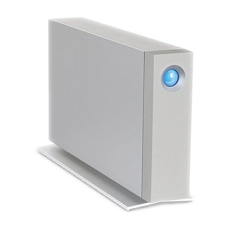 LaCie d2 Thunderbolt-2 & USB 3.0 Desktop Hard Drive 3TB (9000492U) (External Hard Drive 180)